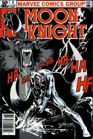 Moon Knight Vol 6 1