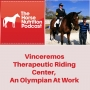 Artwork for Vinceremos Therapeutic Riding Center, An Olympian At Work