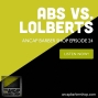 Artwork for ABS vs. LOLberts - ABS024