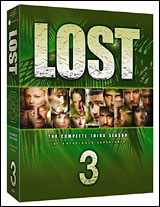 Lost: Season 3 Box Art & Details