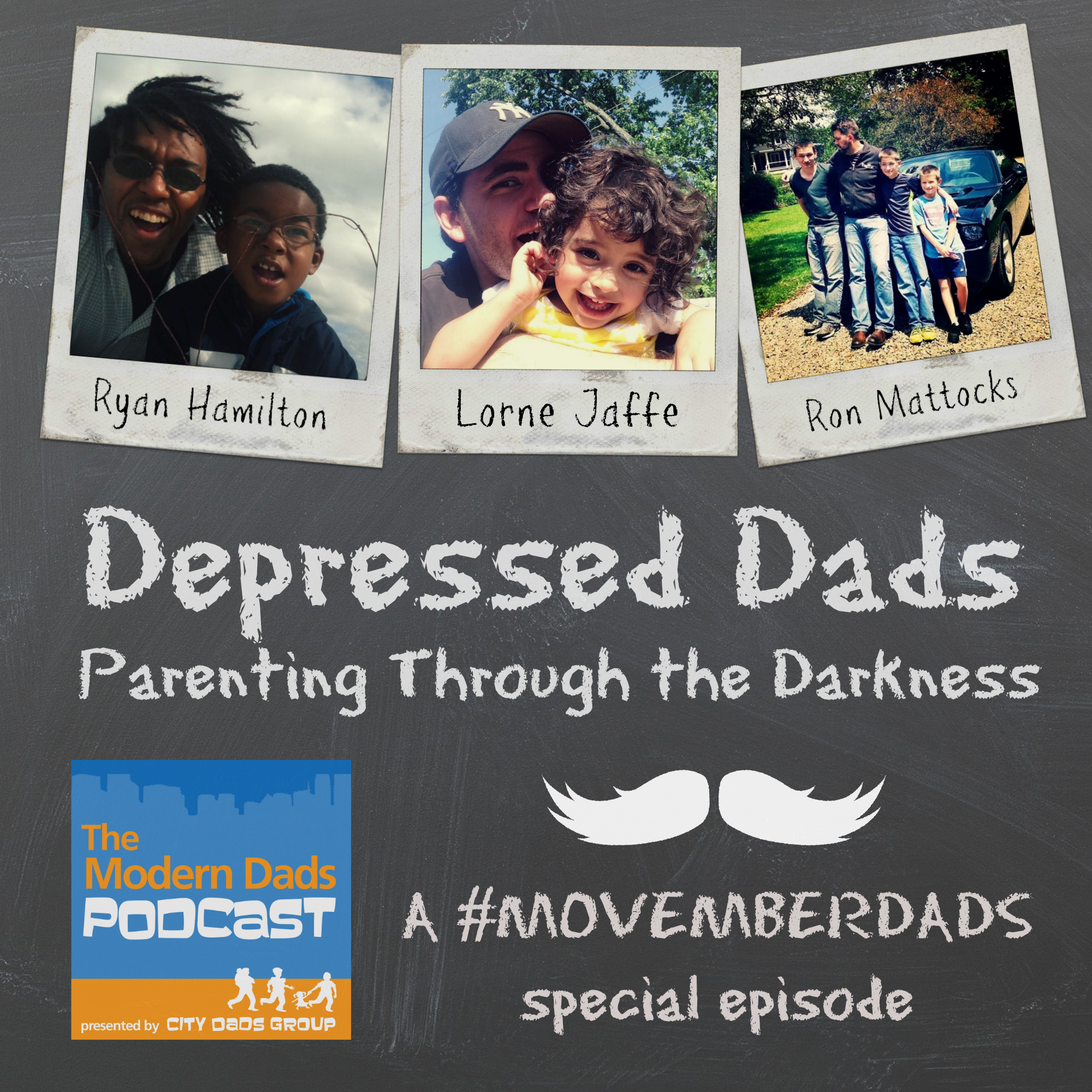 #24: Depressed Dads: Parenting Through the Darkness