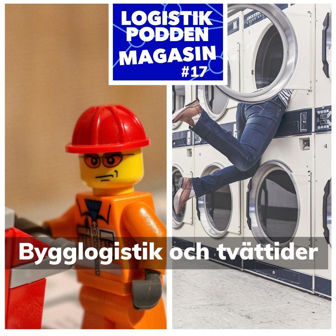 Logistikpodden Magasin #17