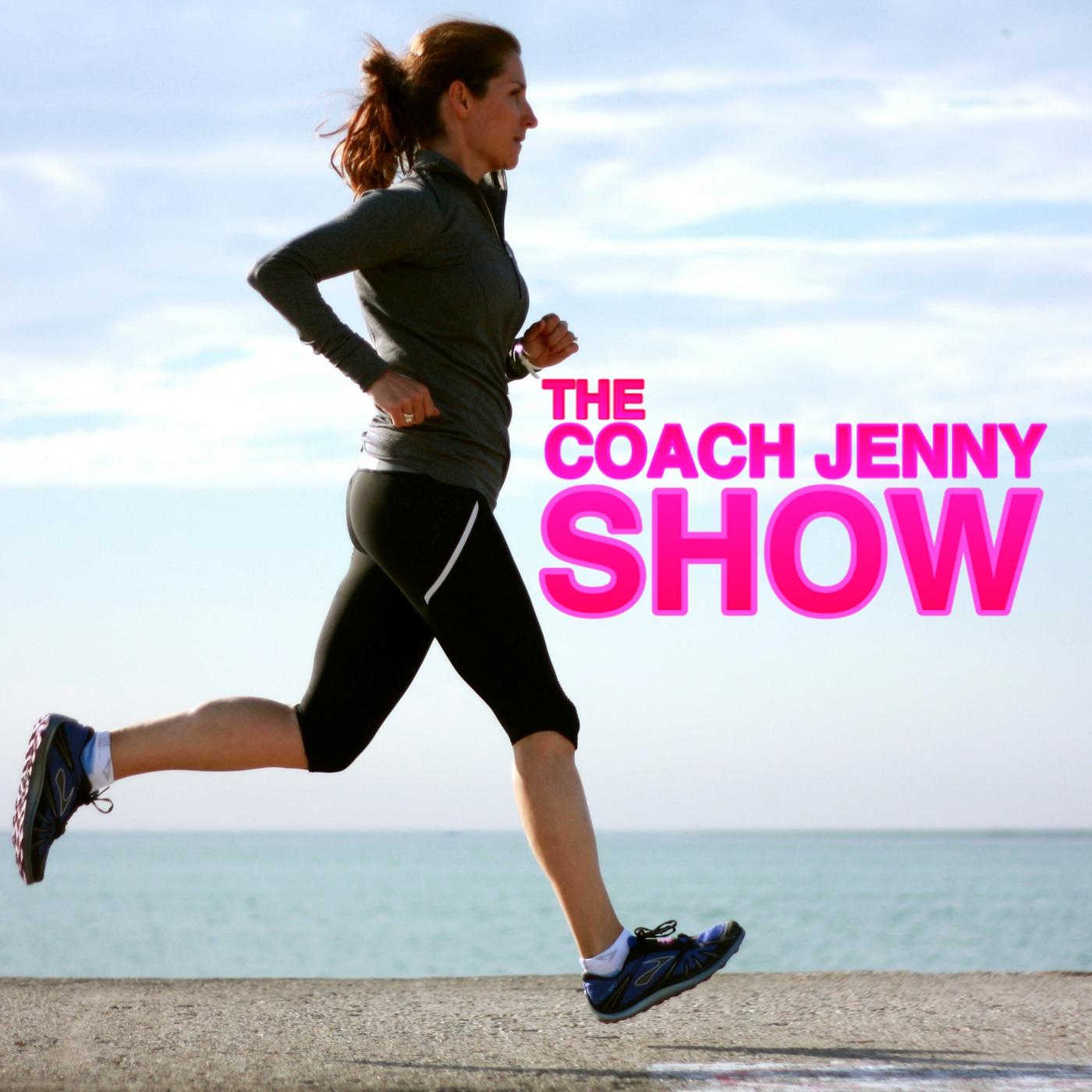 The Coach Jenny Show show art
