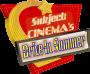 Artwork for Subject:CINEMA #581 - September 3 2017