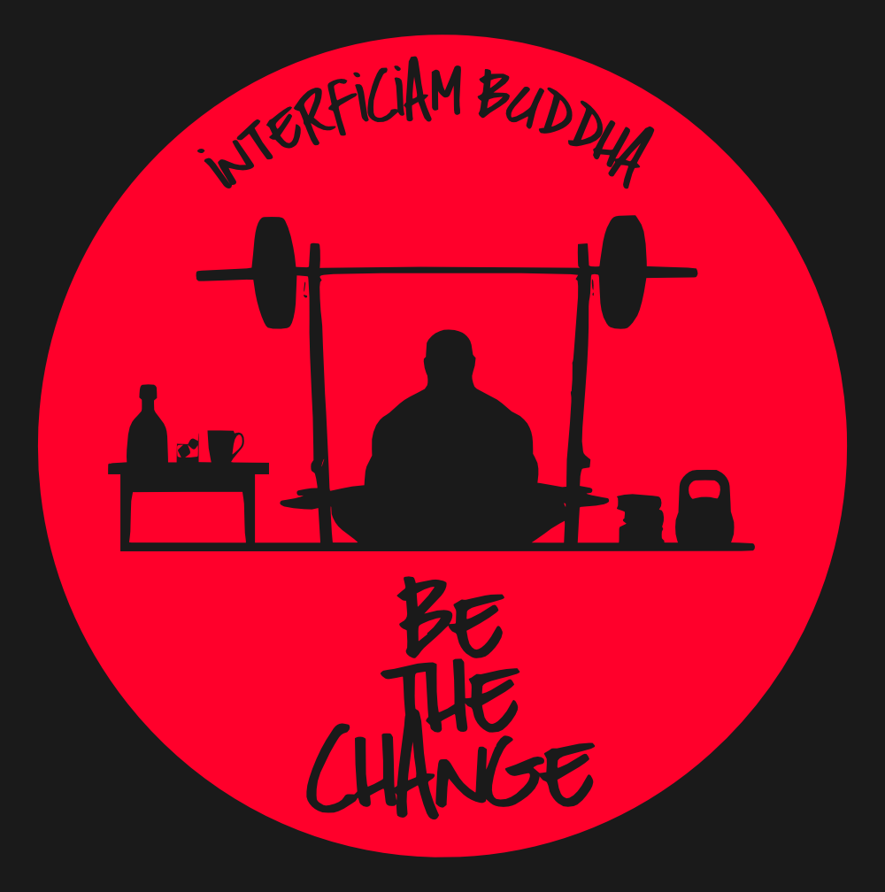Barbell Buddha Podcast - with Chris Moore from Barbell Shrugged show art