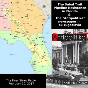 Sabal Trail Pipeline Resistance in FL (USA) and