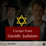 Artwork for EP39: Escape from Hasidic Judaism