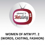 Artwork for Women of MTM Pt 2 (Words, Casting, Fashion)