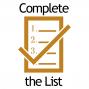 Artwork for E80: List. Complete The List. (James Bond Special)