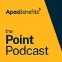 Artwork for The Point Podcast #72: How to Best Adapt Your Employee Engagement Strategy with a Remote Workforce Mini-Series (Part 3 of 3)