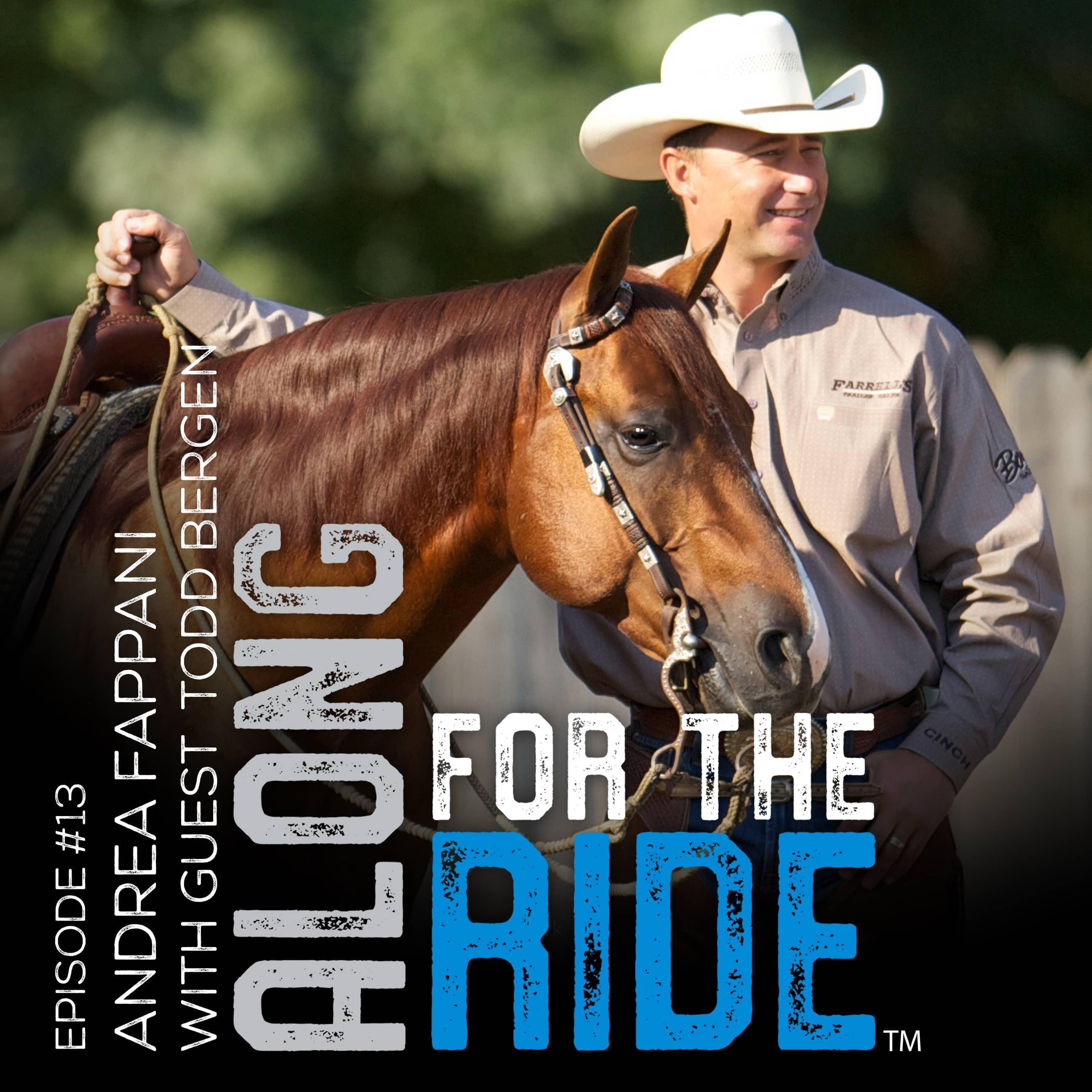 Todd Bergen 4 Million Plus Rider NRHA, NRCHA