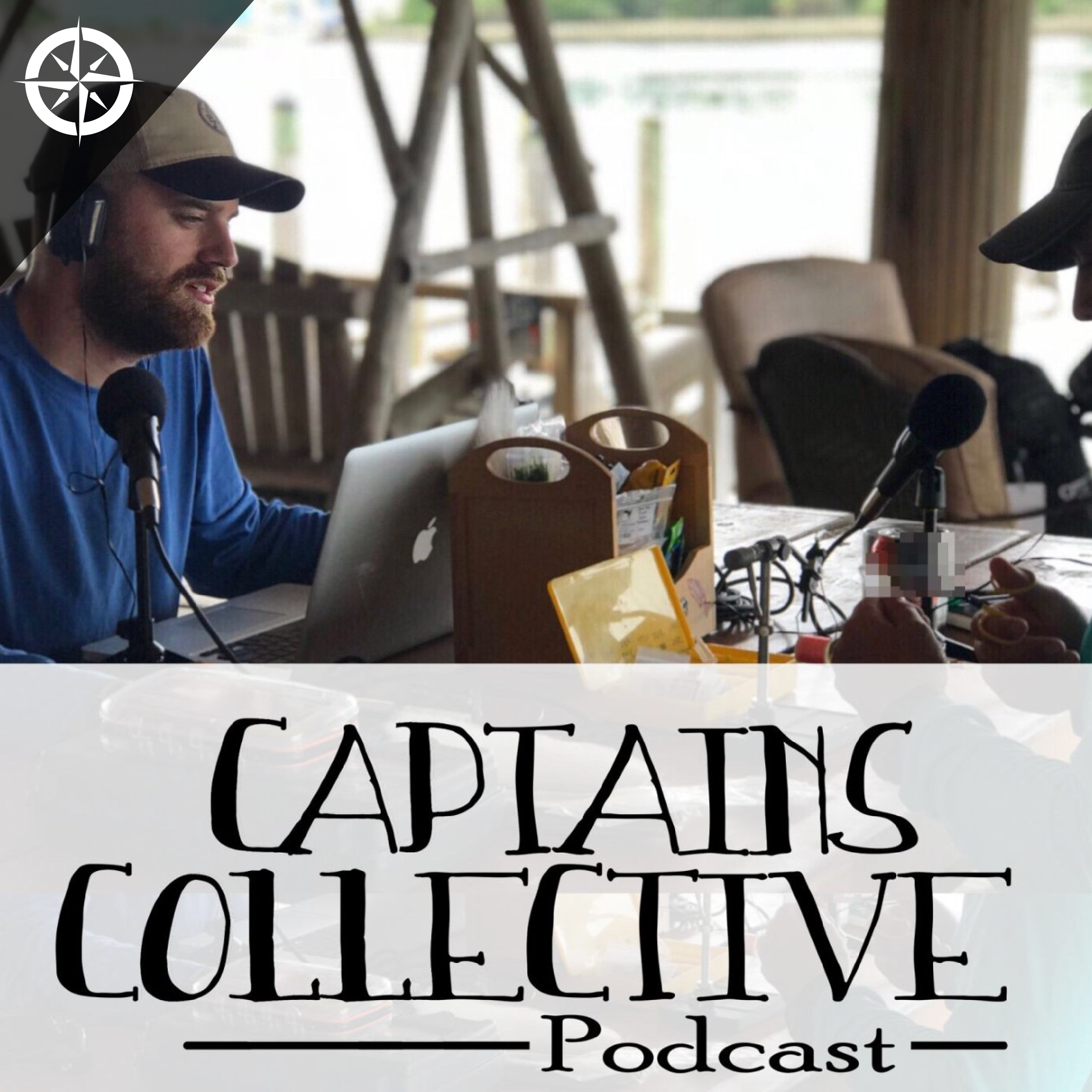 Captains Collective Fishing Podcast show art