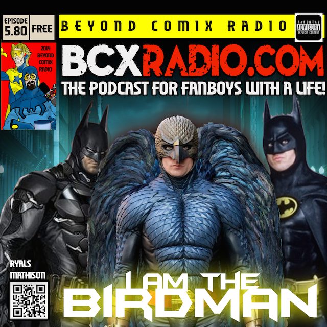 BCXradio 5.80 - I am the BIRDMAN