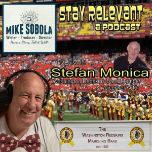 Stefan Monica's Hail to the Redskins
