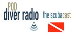POD DIVER RADIO: The Scuba-cast show image