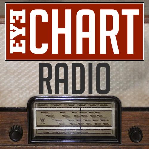 EYE Chart Radio: 10.08.2016