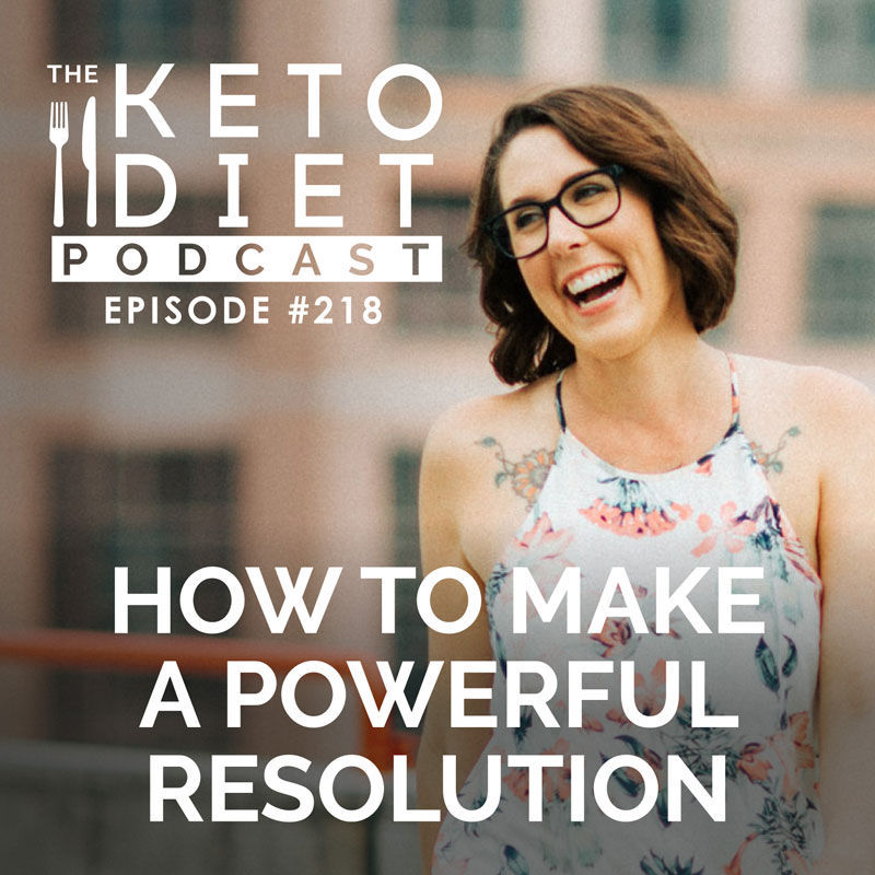 #218 How to Make a Powerful Resolution