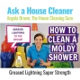 Artwork for How to Clean a Shower with Greased Lightning (Product Review)