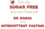 Artwork for Episode 30: Dr Nadia and Intermittent Fasting!