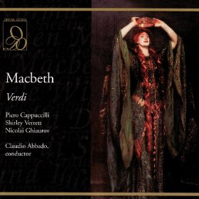 Shirley Verrett as Lady Macbeth