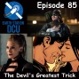 Artwork for The Earth Station DCU Episode 85 – The Devil's Greatest Trick