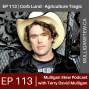Artwork for EP 113 | Corb Lund- Agricultural Tragic