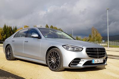 Mercedes-Benz S-Klasse, 2020