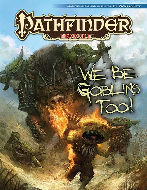 37: LIVE! Pathfinder's We Be Goblins TOO!