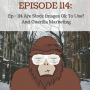 Artwork for  Ep 114: Are Stock Images Ok To Use? And Guerilla Marketing