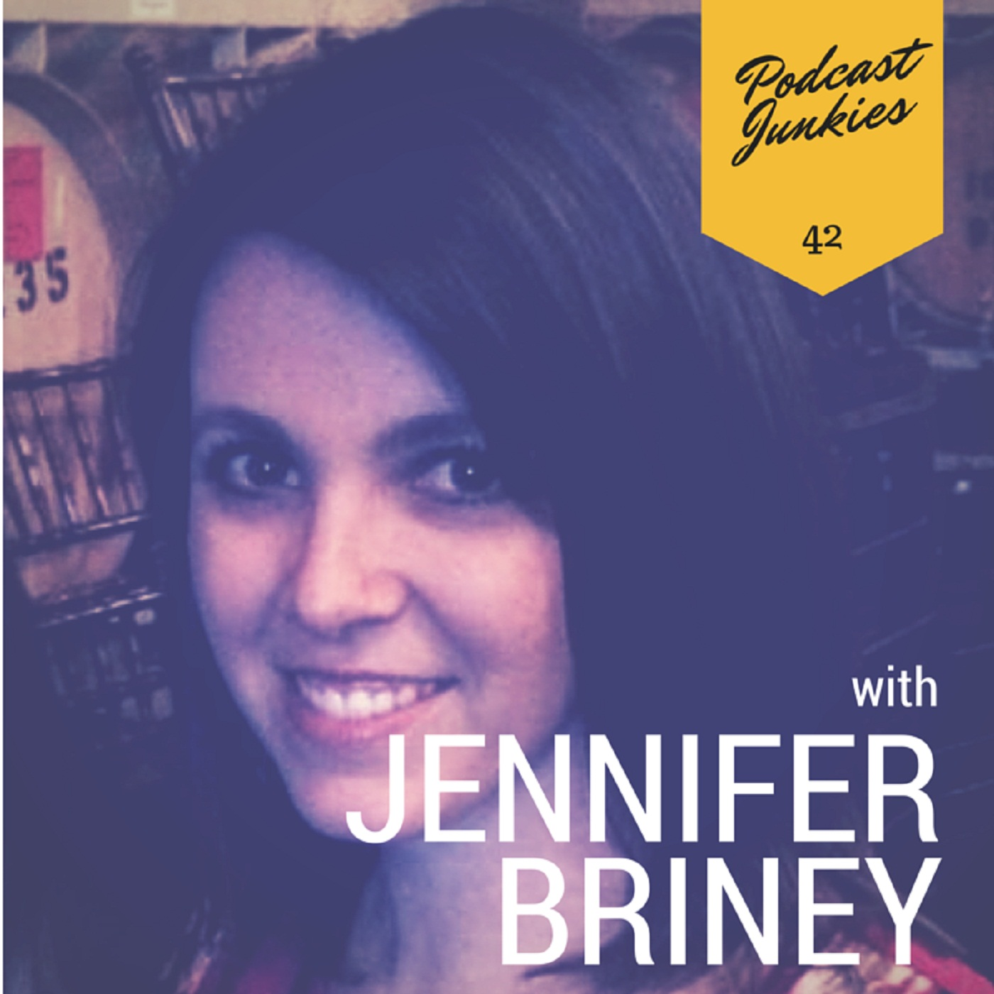 042 Jennifer Briney | I Actually Enjoy Reading the Bills, Which Means I'm a Giant Nerd
