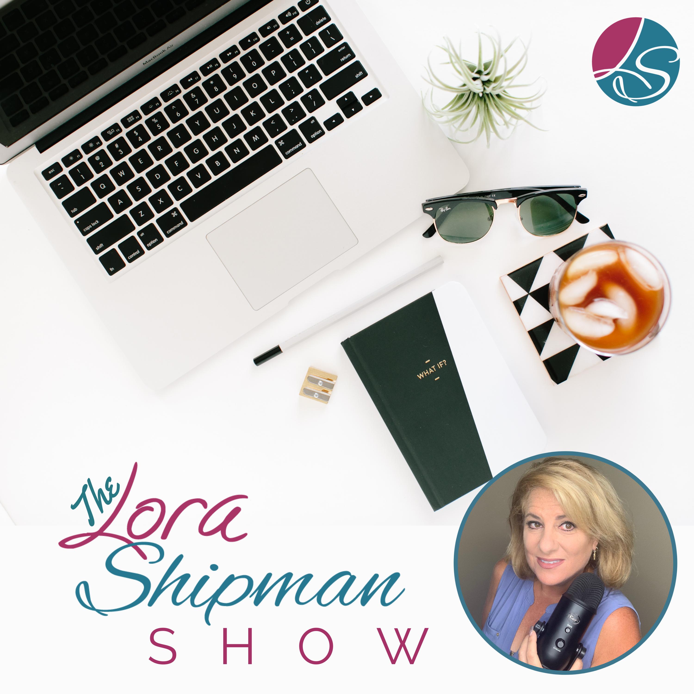 The Lora Shipman Show show art