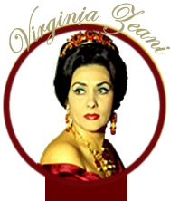 Virginia Zeani, a truly great soprano.