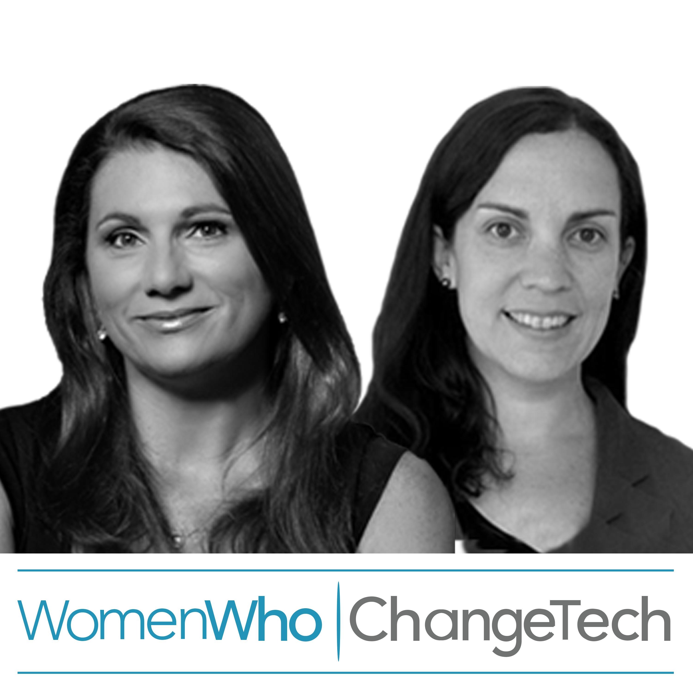 Women Who Change Tech show art