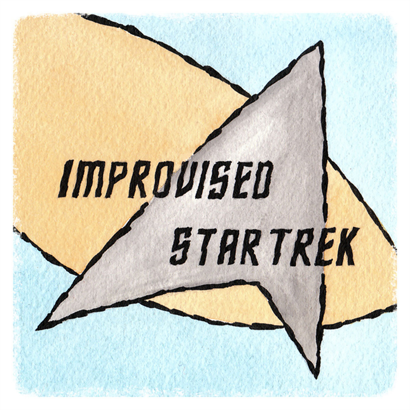 """    Improvised Star Trek "" Podcast"