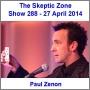 Artwork for The Skeptic Zone #288 - 27.April.2014