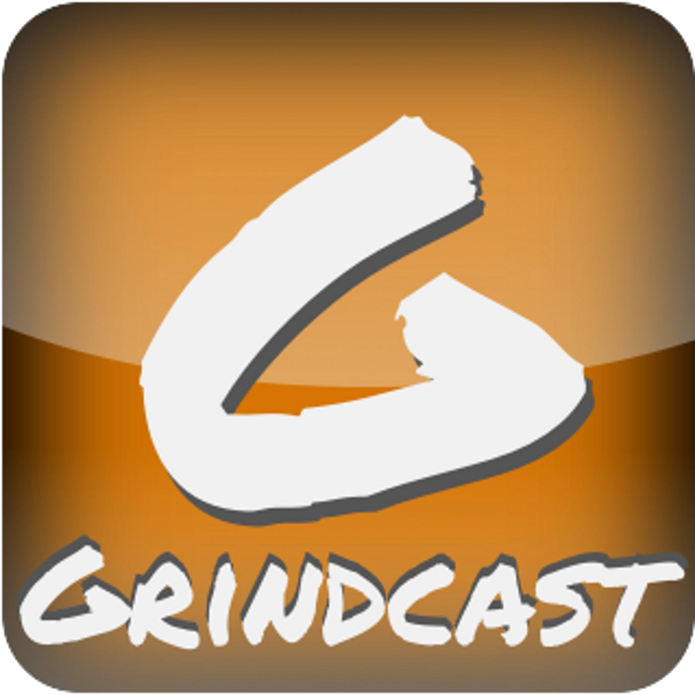 Artwork for Episode #19: Grindcast Crackers