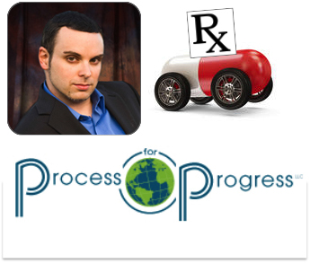Pharmacy Podcast Episode 87 Process for Progress & Community Pharmacy