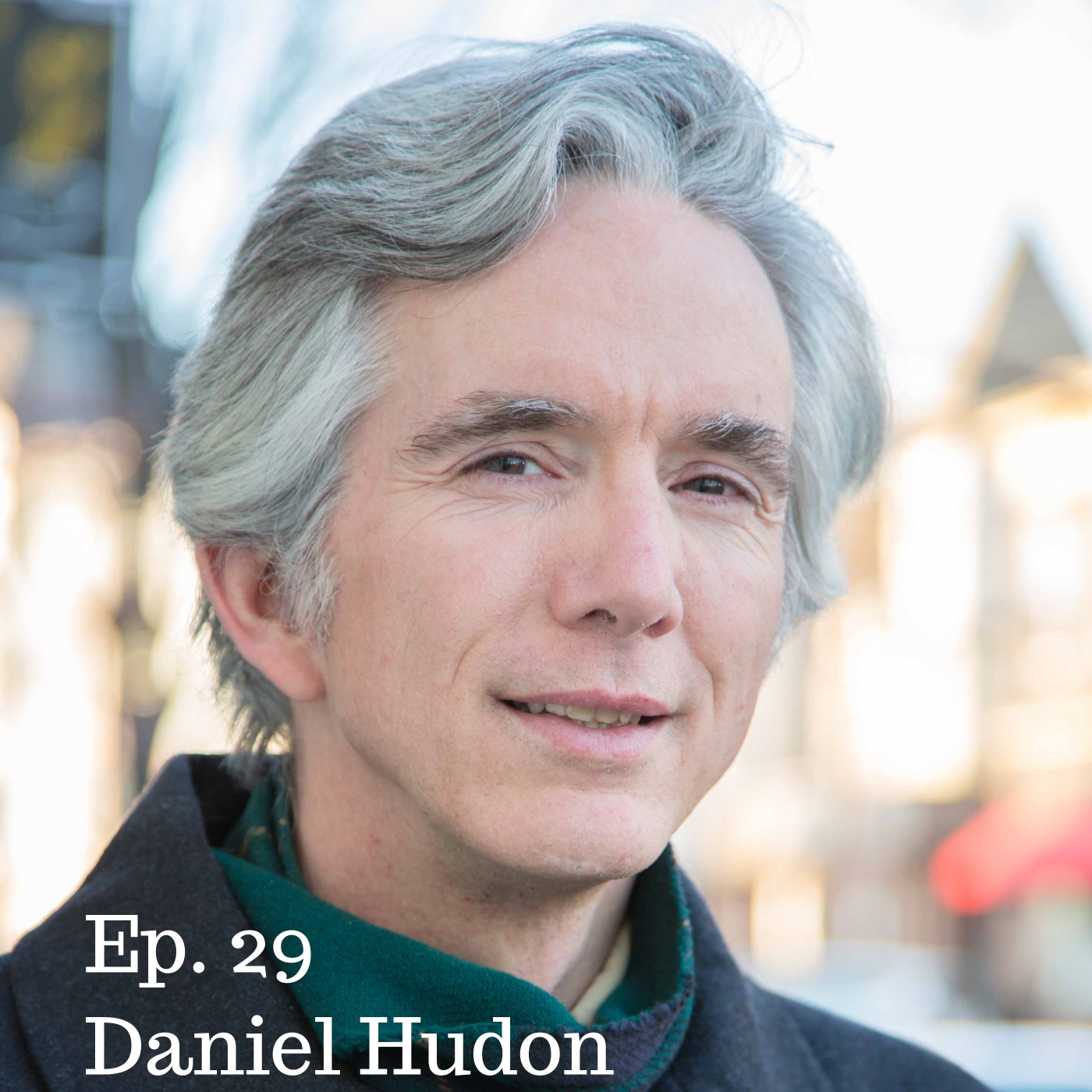 Ep. 29 Daniel Hudon: Eco Fiction and Poetry for Species Lost