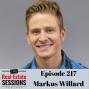 Artwork for Episode 217 - Markus Willard, Sales and Marketing Influencer - StreetText