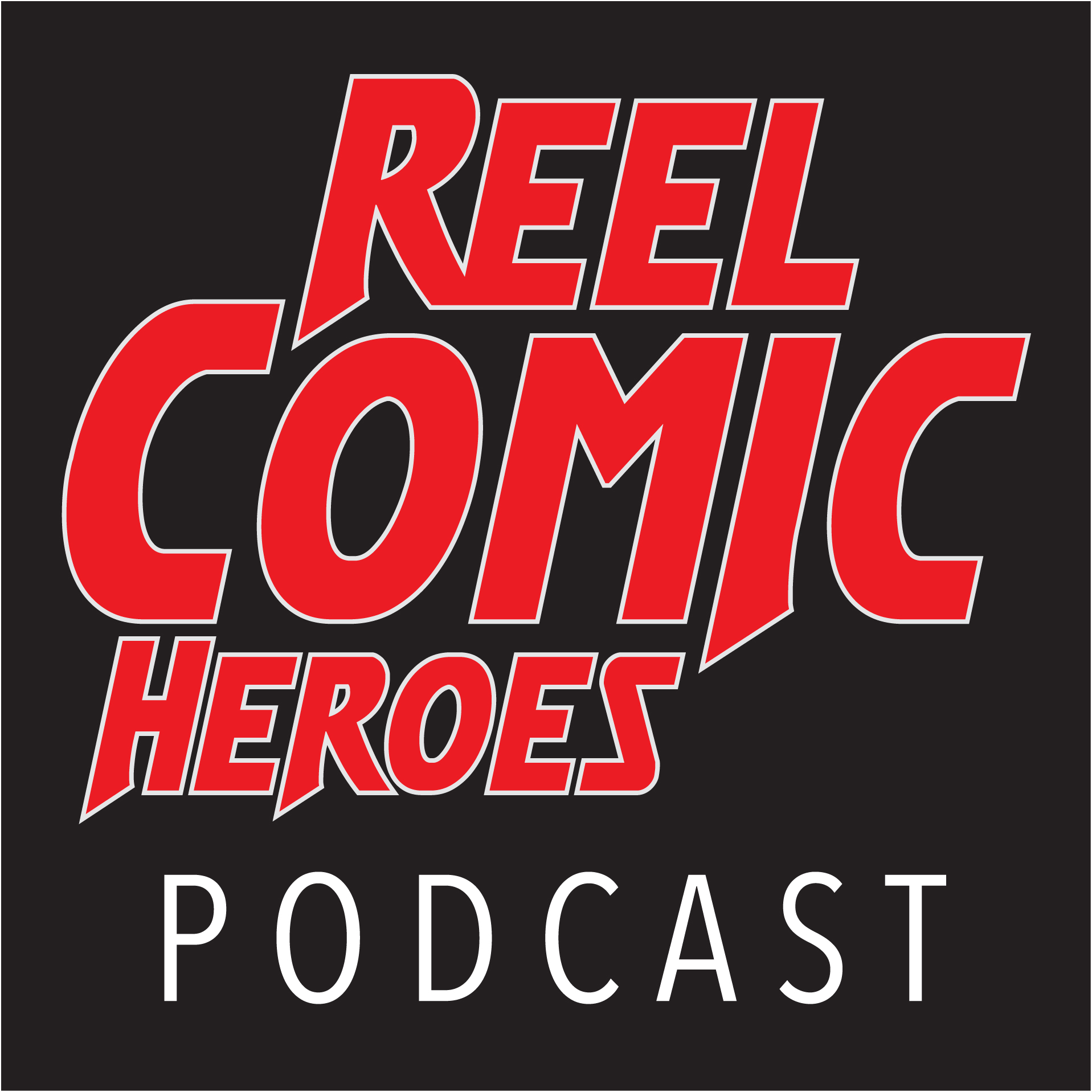 Artwork for Reel Comic Heroes 019 - A Conversation with Rory from @HangoverReviews