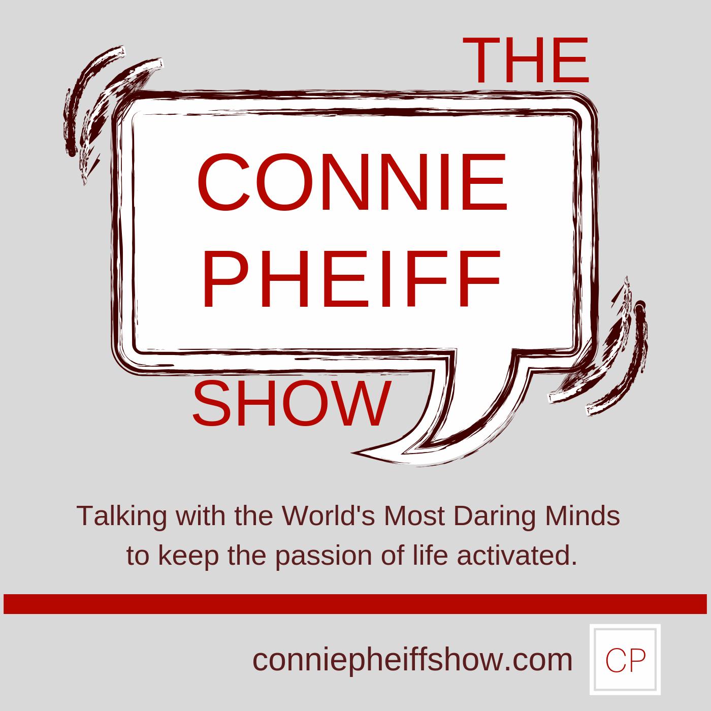 Connie Pheiff Show show art
