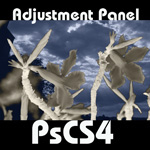 Photoshop CS4 Adjustment Panel