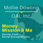Artwork for MMM006: Mollie Dowling with OAI, Inc. | Stories from Social Entrepreneurs
