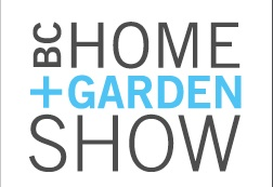 Come see me at the BC Home and Garden Show!
