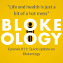Artwork for Episode 011: Quick Update on Blokeology