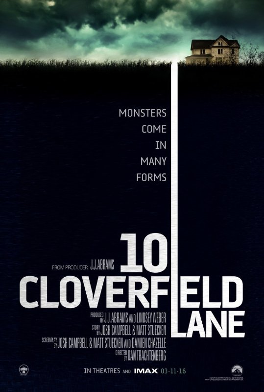 Ep. 228 - 10 Cloverfield Lane (The Village vs. Compliance)