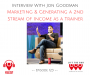 Artwork for LTBP #123 - Jon Goodman: Marketing & Generating a Second Stream of Income as a Trainer
