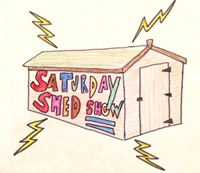 Homegrown Podcast Presents...The Saturday Shed Show #1