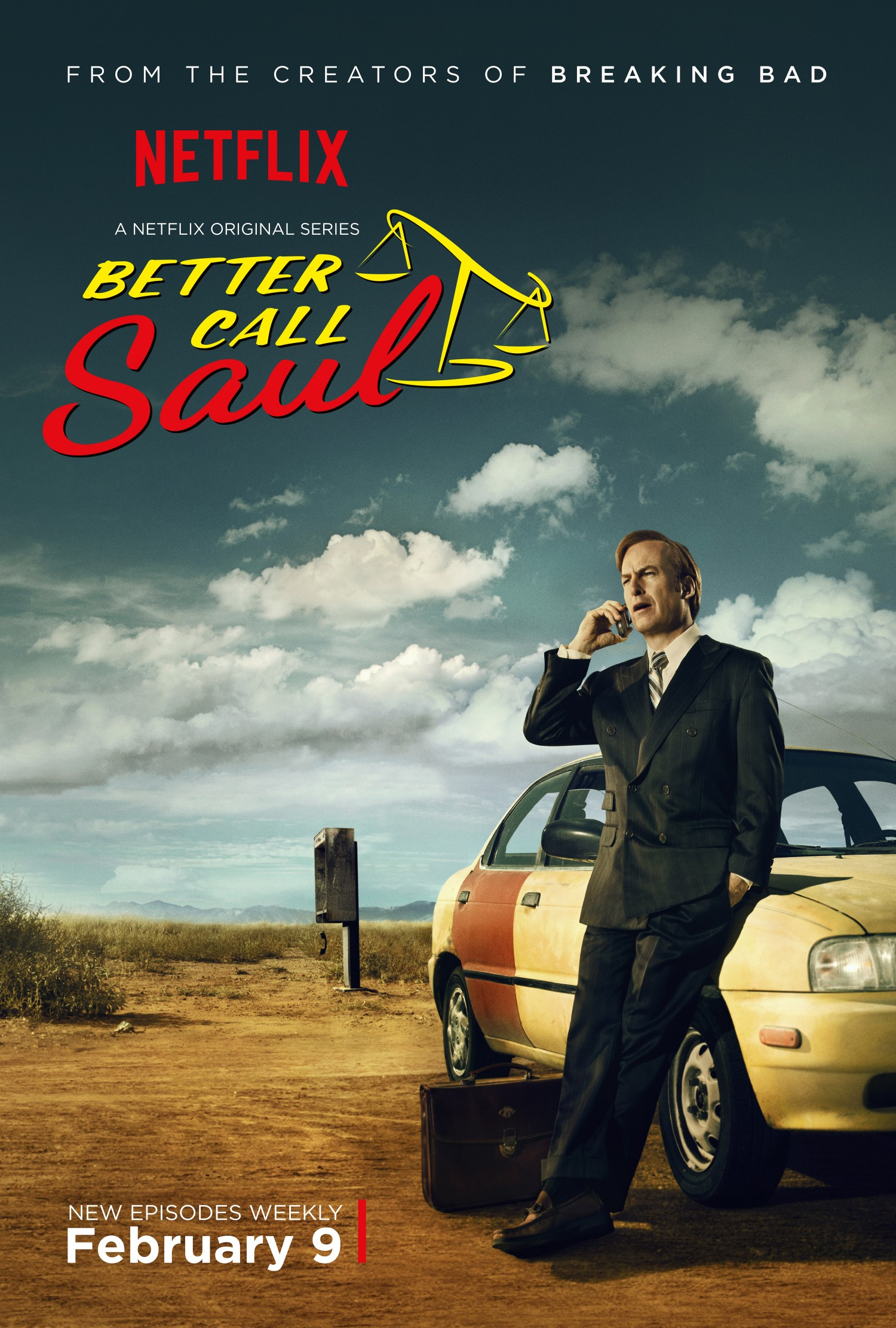 Artwork for Natter Cast Podcast 218 - Better Call Saul 3x08: Slip