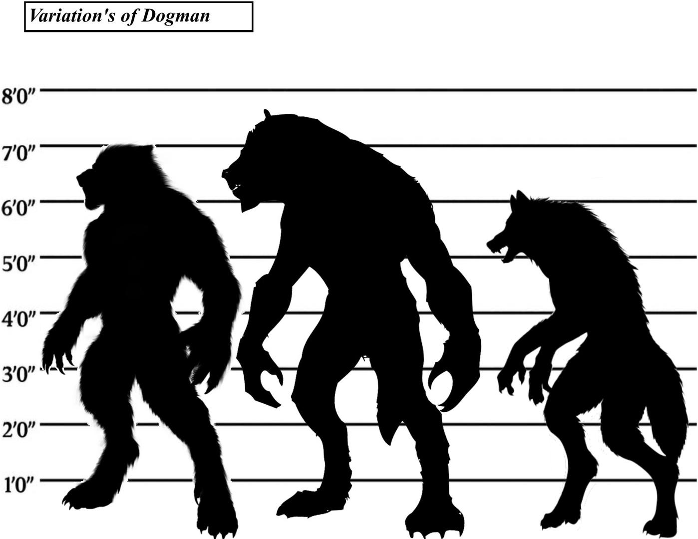 222 Paranormal Podcast: Dogman: Myth, Legend, Real Esp 006
